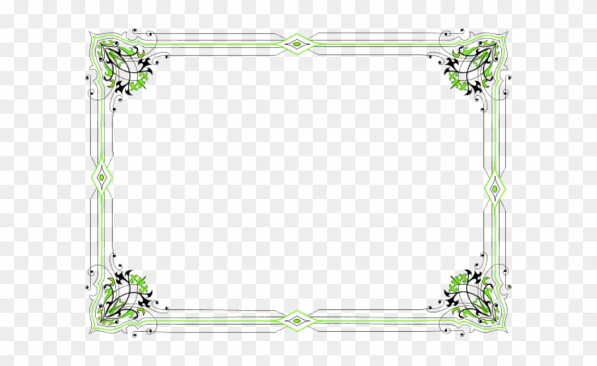 Frame Multi Color Rainbow Lines - Frame Border Color - Free ...