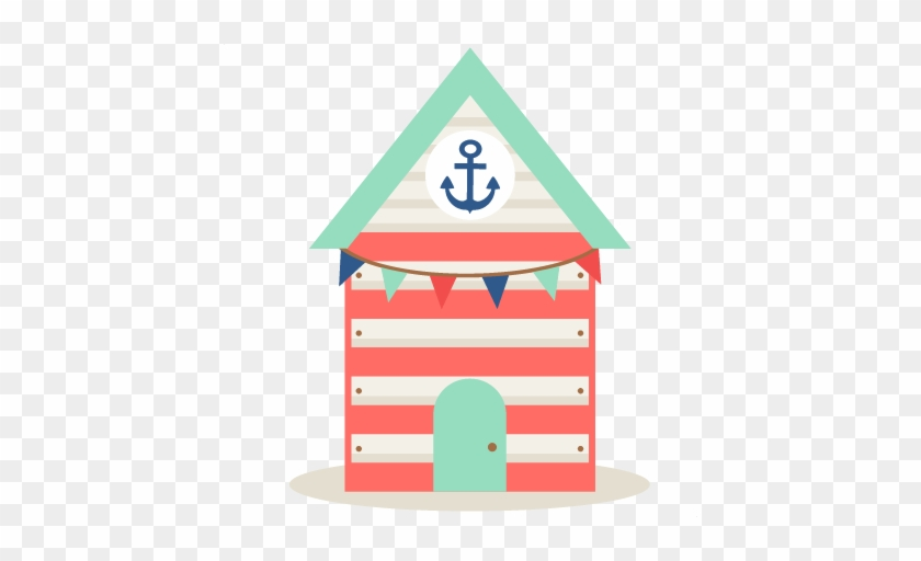 Beach House Svg Cut File Free Svg Cuts Summer Svgs - Clip