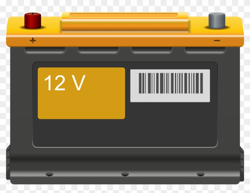 Super Cool Ideas Battery Clip Art Car Charger Png Best - Automotive Battery #312346