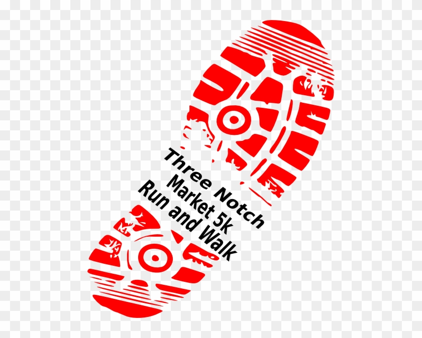 Andalusia Shoe For 5k Run Clip Art At Clker - Cross Country Running Shoe #312737