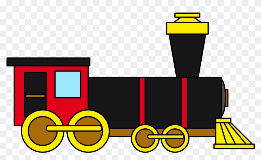 Steam Train Engine Clip Art - Train Clipart #312741
