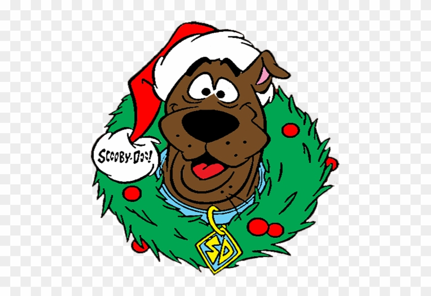 Lien Direct 2017 51 7 1514144841 Scooby Doo Christmas Scooby Doo Christmas Coloring Pages Free Transparent Png Clipart Images Download