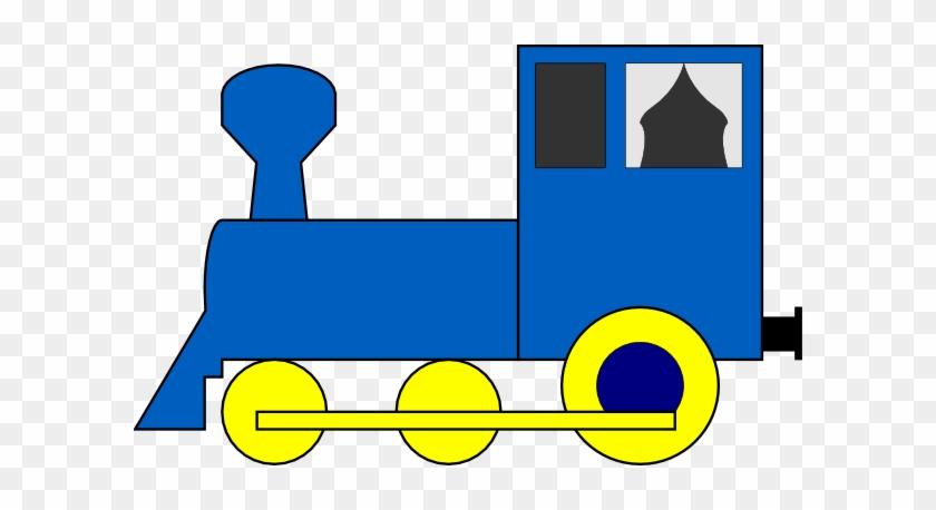 Train Engine Clipart #312751