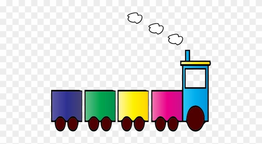 صورة قطار ملون قطار ملون Free Transparent Png Clipart Images Download