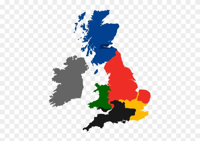 Britrail Spirit Of Scotland Pass - Warrington On Uk Map #313681