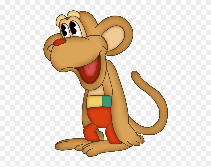 Funny Baby Monkeys Clip Art Images Happy New Year 2075 Free Transparent Png Clipart Images Download