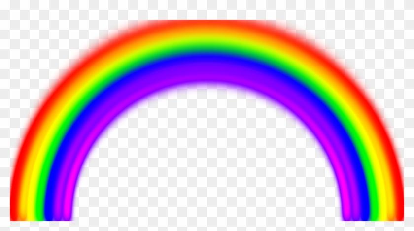 Illustration Of A Rainbow - Semi Circle Shaped Objects #314040