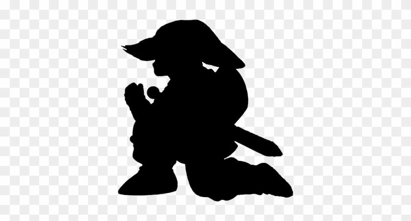 Ideal Zelda Majora's Mask Wallpaper Dark Link The Adventure - Zelda 2 The Adventure Of Link Dark Link #314065