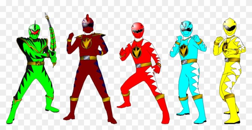 Power Rangers Dino Thunder Episode 3 Seek Cartoon The - Power Rangers Dino Thunder #314558