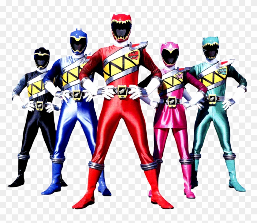 Power Rangers Dino Thunder Wp By Jm511 - Power Rangers Dino Super Charge Png #314593