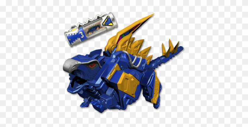 Stego Zord Battle Mode By Sentaifive On Deviantart - Power Rangers Dino Charge Zords #314760