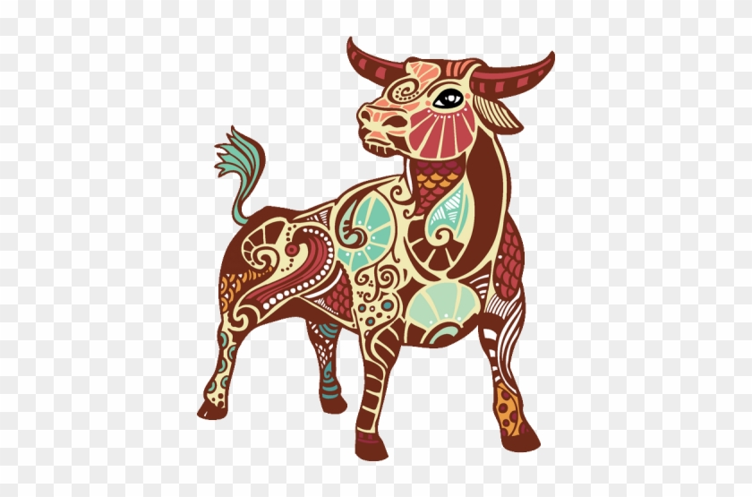 Bull Tubes Signes Du Zodiaque Images Png Images - Zodiac Sign Taurus Lucky Number 2017 #314909
