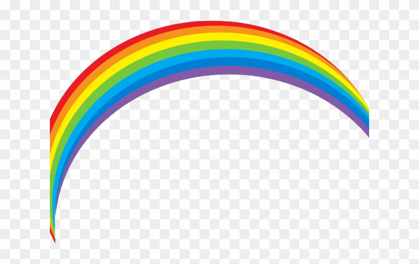 Black And White Rainbow Clipart - Stock Photography #315268