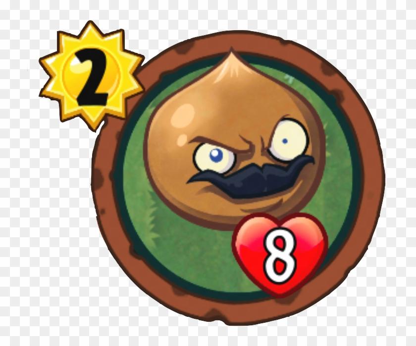 Water Chestnut - Plants Vs Zombies Heroes Plants #315517