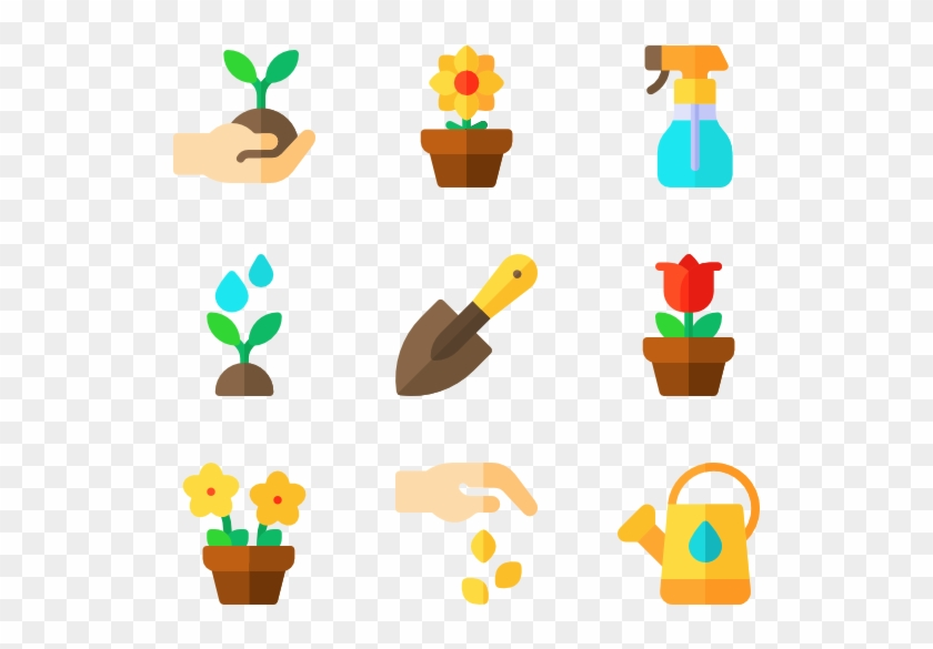 House Plants - Flower Pot Icon #315665