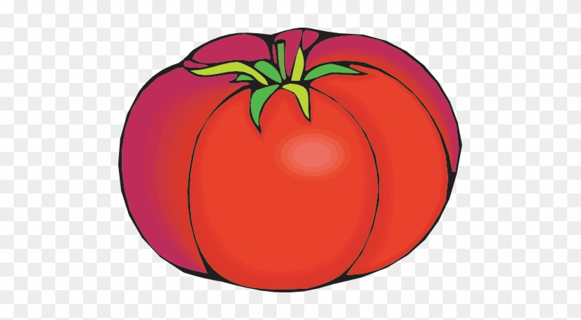 Animals That Eat Only Plants Are Herbivores - Tomato Clip Art #315824