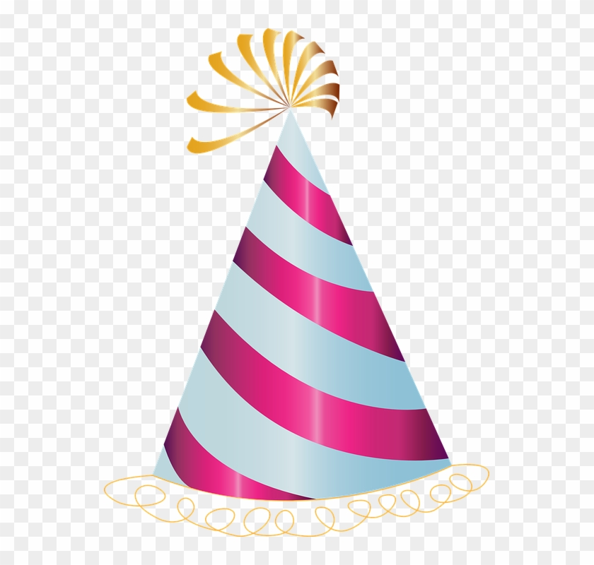 Birthday Hat Images - Party Hat Clip Art #315999