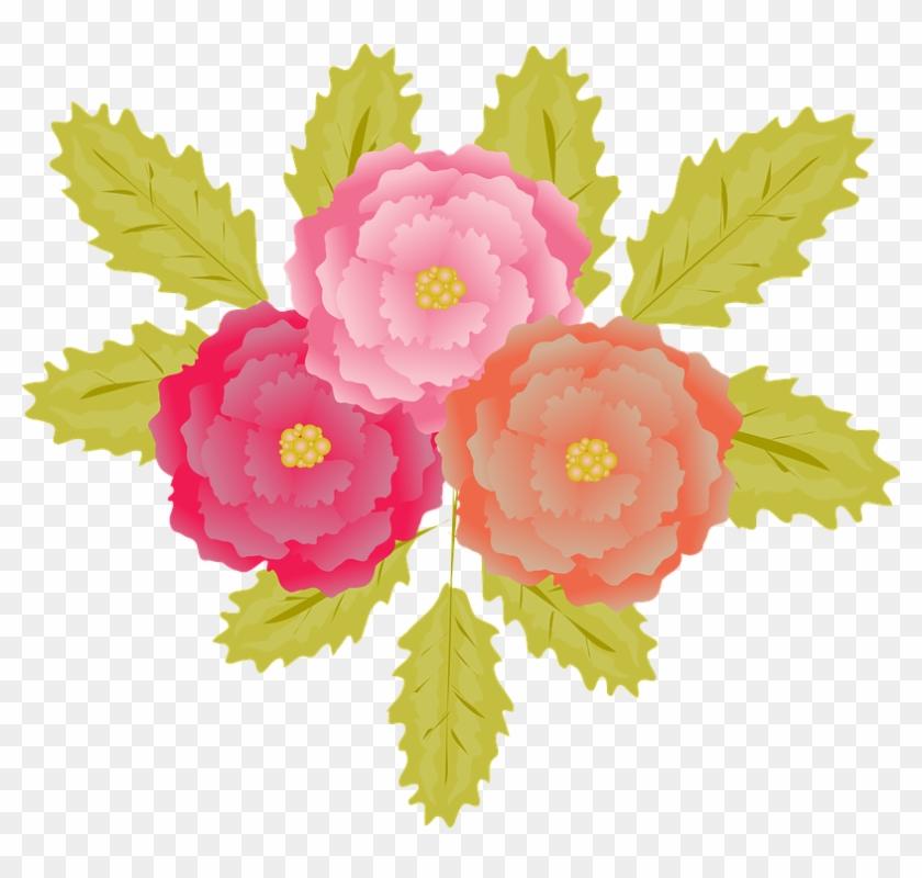 Flowers Vectors Png 26, - Different Ways To Get Money #316222