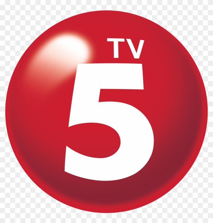 The Flash, Mondays - Tv 5 Logo Png #317197