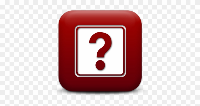 Question Mark Clipart Simple - Red Hard Hat Icon #317208