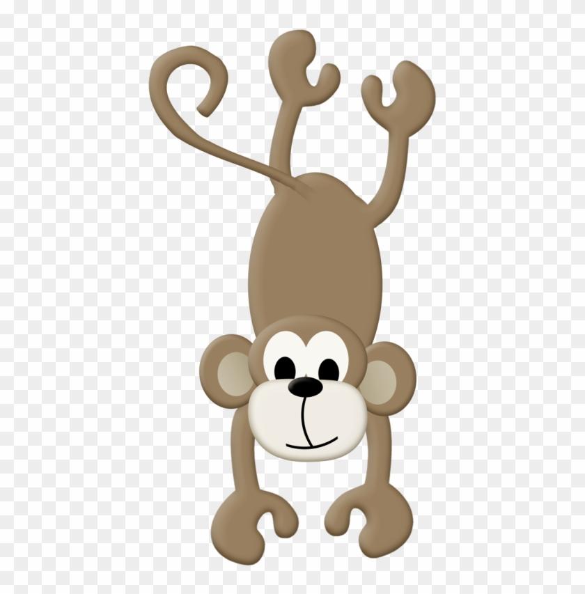Arana Альбом «scrap Kits / Scrap Kits 8 / Sk Animal - Jungle Animals Clipart Monkey #317652