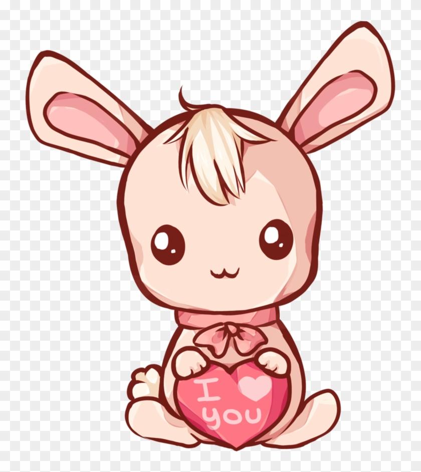 Kawaii Bunny Bunny Kawaii Free Transparent Png Clipart Images