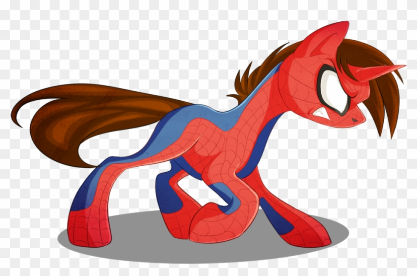 Black Spiderman 3 Costume Download - Peter Parker As A Pony