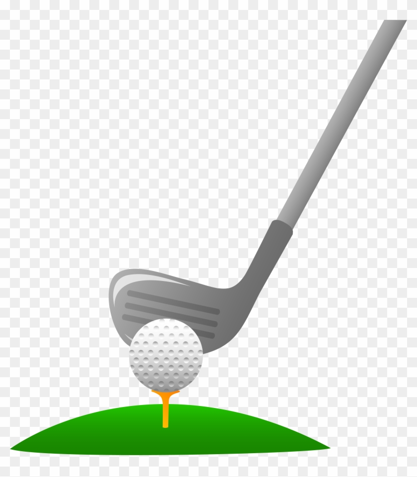 Golf Ball Clipart Kid Golf Golf Club And Ball Clip Art Free Transparent Png Clipart Images Download