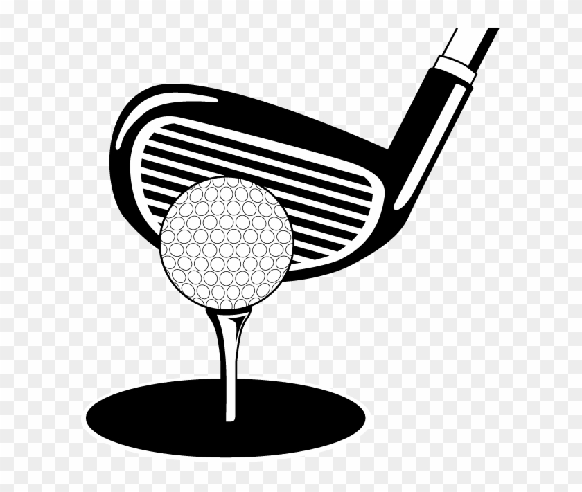 Golf Club - Golf Ball And Tee Clip Art Png #318197
