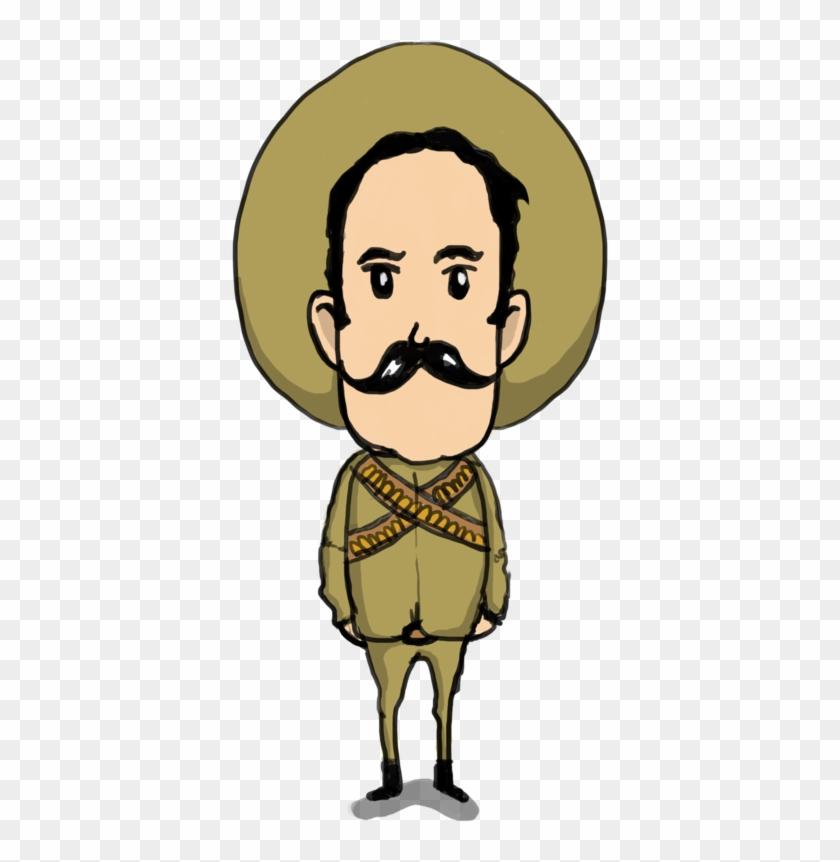 Pancho Villa By Kasparov322 - Imagenes De Caricatura Pancho Villa #318256