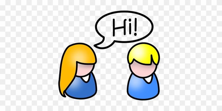 boy girl friends hello greetings friends f hi clipart free