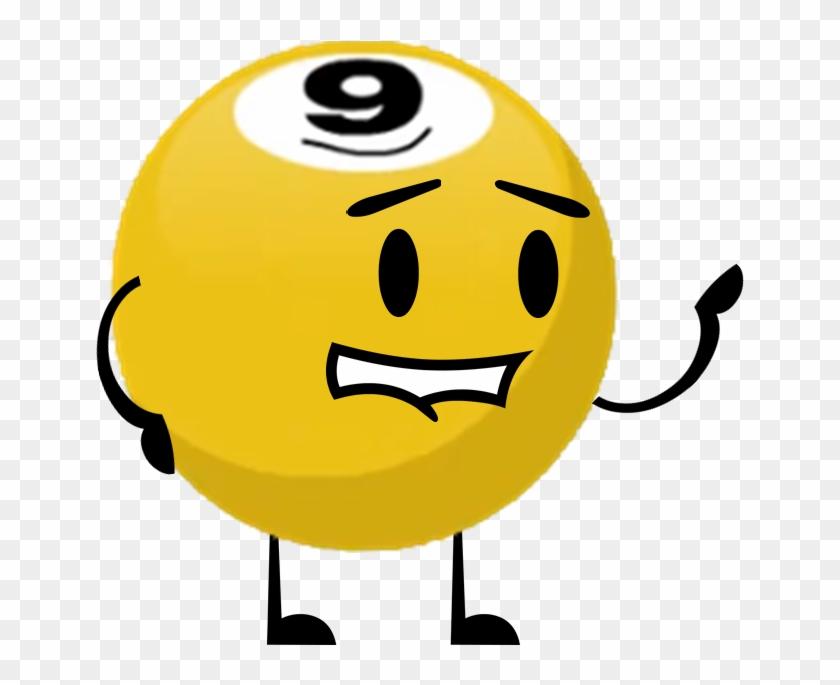 9 Ball Pose