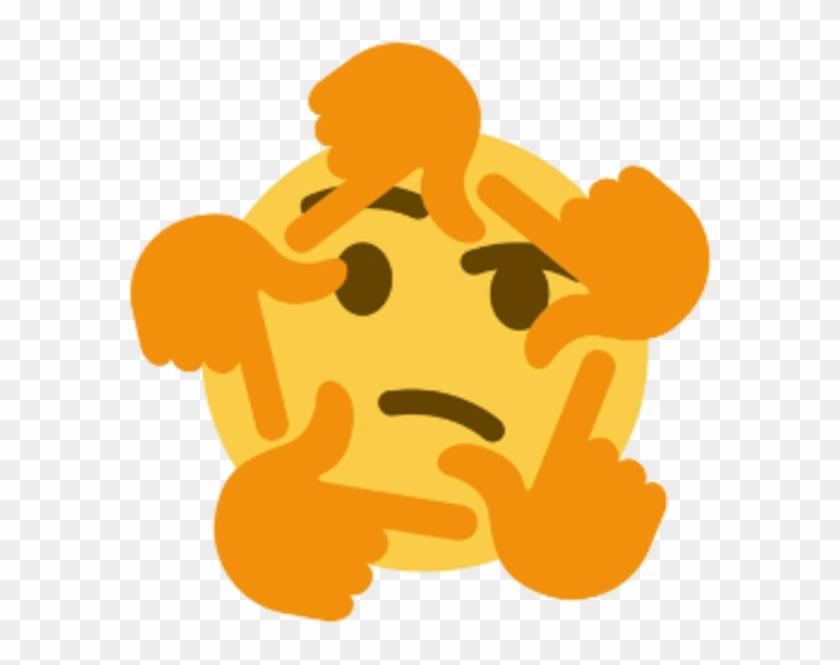 Znalezione Obrazy Dla Zapytania Thinking Emoji Meme - Discord Nitro