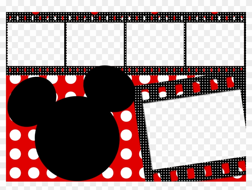 Minnie Mouse Frames Download Mickey Mouse Frames Png Free