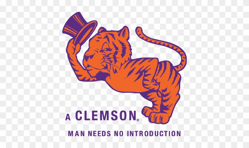 What Is Your Favorite Logo Or Representation Of Your - Clemson Man Needs No Introduction #319461