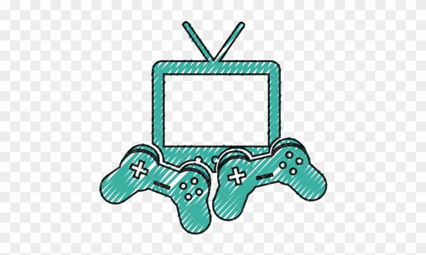 Video Game Controllers - Clipart Video Game Controllers #319915