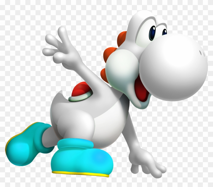 Wii - Mario And Sonic At The Olympic Winter Games Yoshi #319947