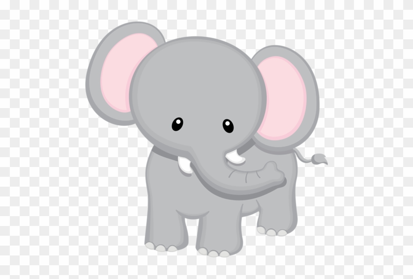 Baby Jungle Animals Clipart Baby Safari Elephant Free Transparent Png Clipart Images Download