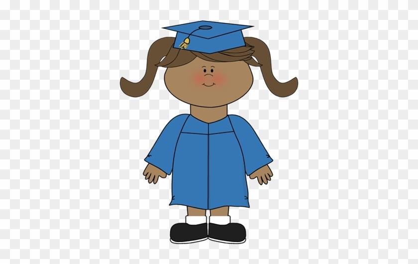 College Scholarship Clipart Description Of - Child Graduation Clipart #320221