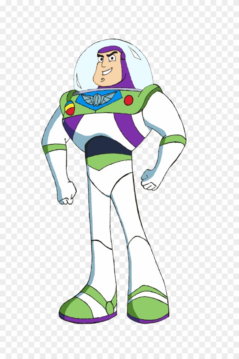Gambar Baru Buzz Lightyear Of Star Command - Toy Story Drawing Buzz #320270
