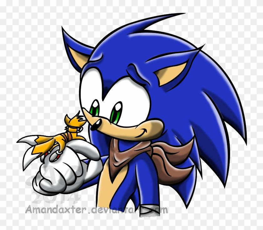 Sonic Werehog Vore - Giant Sonic Boom #320328