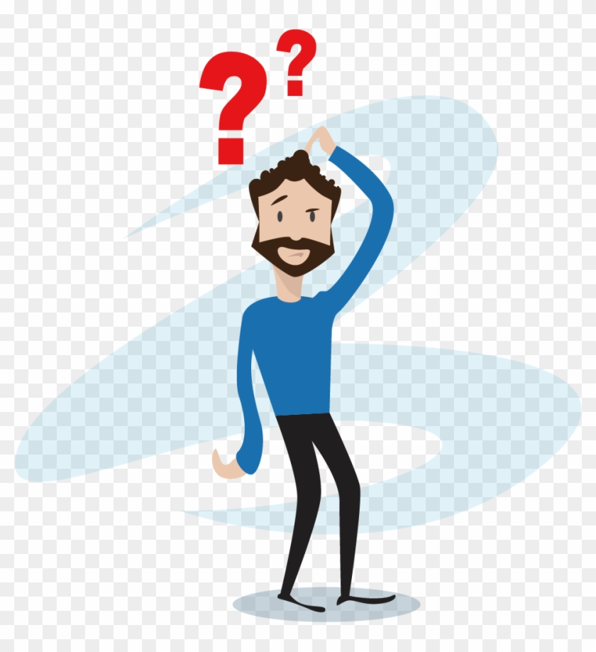 Question Mark Computer Icons Clip Art - Question Mark With Person Icon #320549