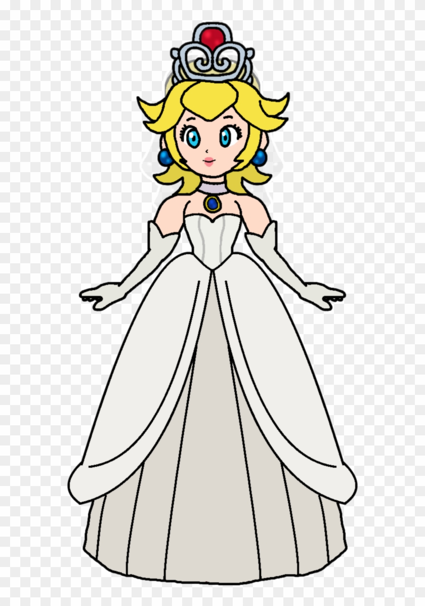 Odyssey Wedding Dress By Katlime Amiibo Peach Mario Odyssey Free