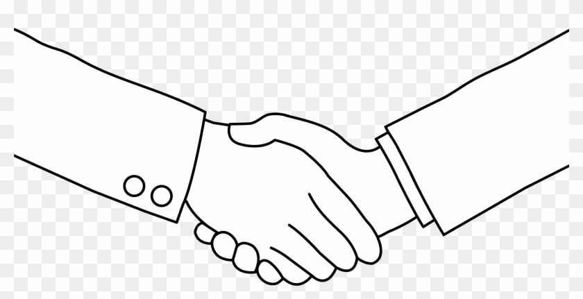Hand Black And White Shaking Hands Clipart Black And Handshake Black And White Free Transparent Png Clipart Images Download Handshake emoji black and white. white shaking hands clipart black