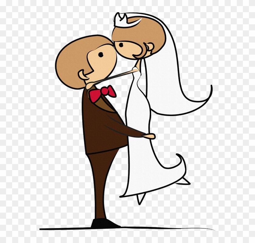 мультяшные картинки на свадебную тематику брать
