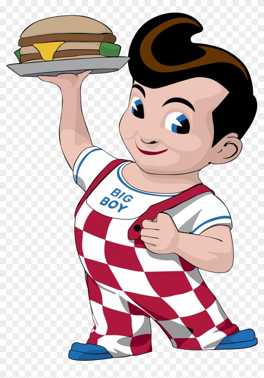 Bob S Big Boy Logo Png Transparent - Big Boys Pizza Logo #321895