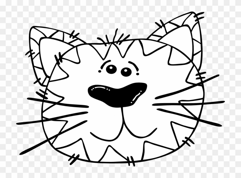 Coloring Pages Of Puppy Faces Gtm Ccamish Clip Art Cat Face