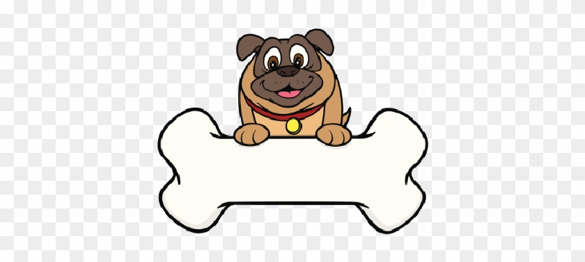 Cartoon Illustration Of A Dog With A Bone Royalty Free Cliparts, Vectors,  And Stock Illustration. Image 14882461.