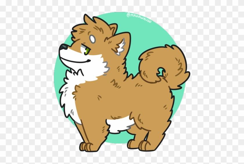 Simple Dog Face Cliparts - Pug #322099