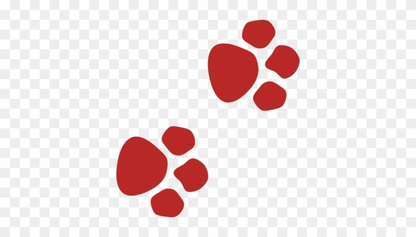 Dog Paw Print Clip Art Free Clipart Image - Dog Paw Print 3 #322154
